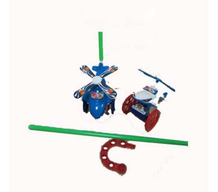 Каталки-игрушки Junfa Каталка Вертолет