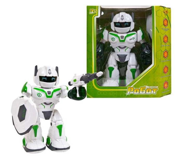 Роботы ABtoys Робот электромеханический 23 см