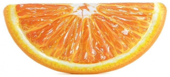 Купить Матрасы для плавания, Intex Плот надувной Долька апельсина