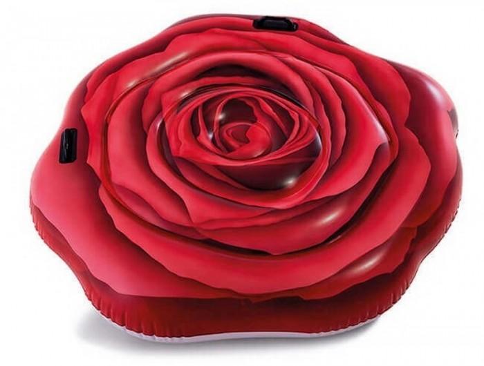 Матрасы для плавания Intex Плот надувной Алая роза