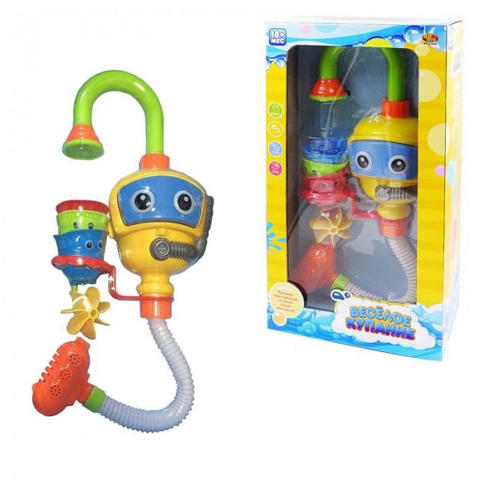 Купить Игрушки для ванны, ABtoys Веселое купание Робот-фонтан для ванной