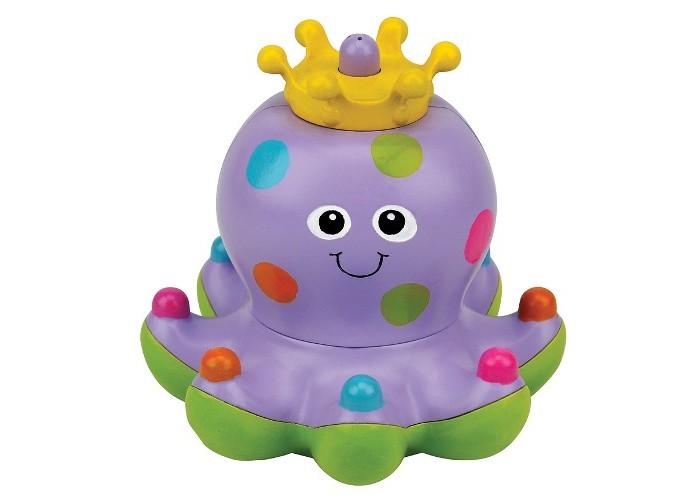 Игрушки для ванны KS Kids Осьминожка Клёпа игрушки для ванны сказка игрушка для купания транспорт