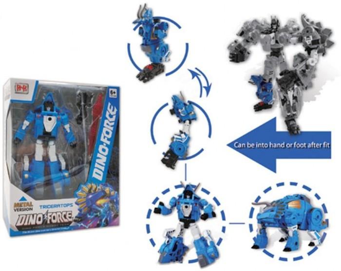 Купить Роботы, Наша Игрушка Трансформер Робот-динозавр H8012-1