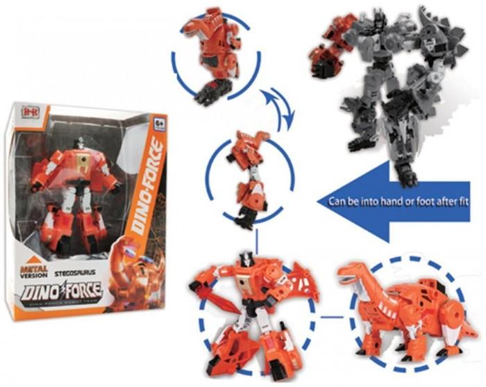 Купить Роботы, Наша Игрушка Трансформер Робот-динозавр H8012-6