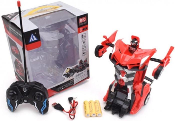 Купить Роботы, Наша Игрушка Трансформер Робот-машина 23-1A