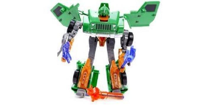 Купить Роботы, Наша Игрушка Трансформер Робот-машина L015-22