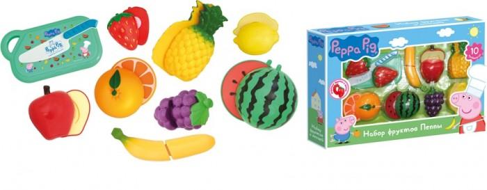 Игровые наборы Свинка Пеппа (Peppa Pig) Игровой набор фруктов набор для лепки peppa pig свинка пеппа
