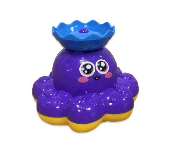Игрушки для ванны ABtoys Веселое купание Осьминог