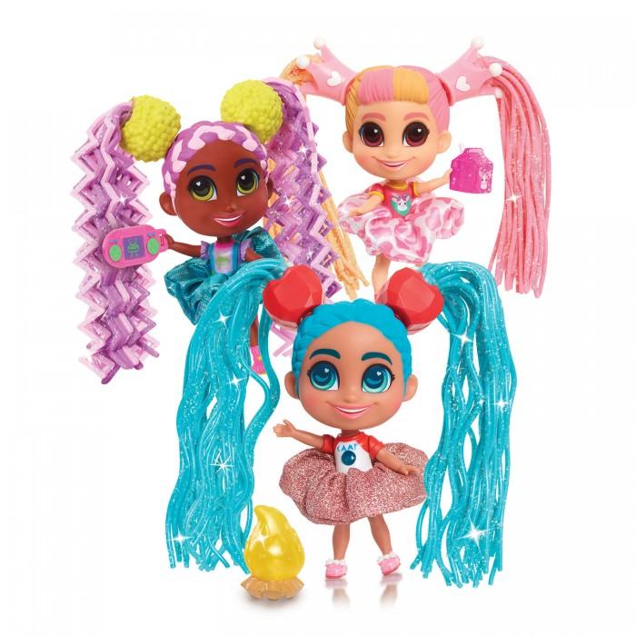 Hairdorables Малышки-сестрички Мармеладная фантазия.