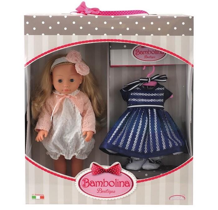 Куклы и одежда для кукол Dimian Кукла Boutique Модница 40 см