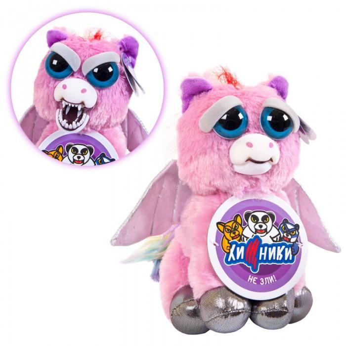 цена на Мягкие игрушки ABtoys Дракон Хищники 20 см