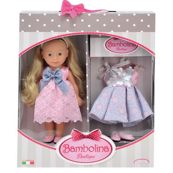 Куклы и одежда для кукол Dimian Кукла Boutique Маленькая модница 30 см