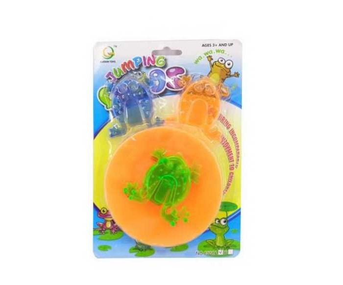 Развивающие игрушки Junfa Прыгающие лягушки михаил окунь ламарк или феномен успешного надувания лягушки через соломинку