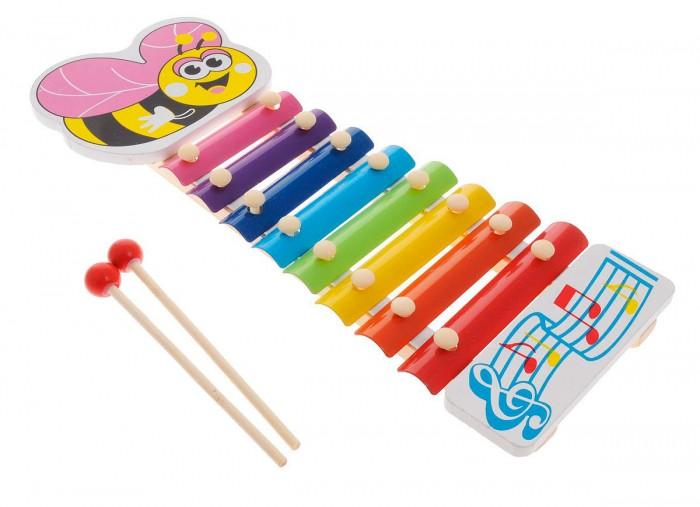 Купить Музыкальные инструменты, Музыкальный инструмент ABtoys Ксилофон 36 см