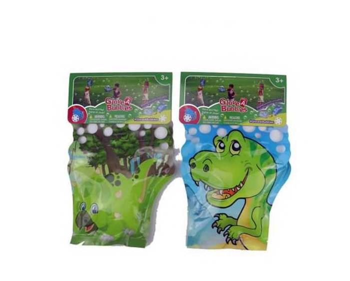 Мыльные пузыри Junfa Мыльные пузыри-перчатка Динозавр