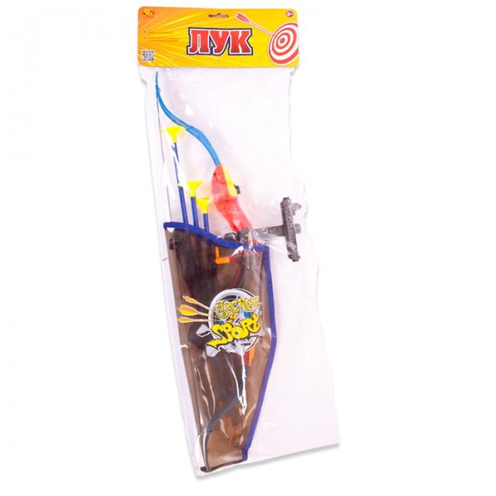 ABtoys Лук со стрелами на присосках 3 шт. от ABtoys