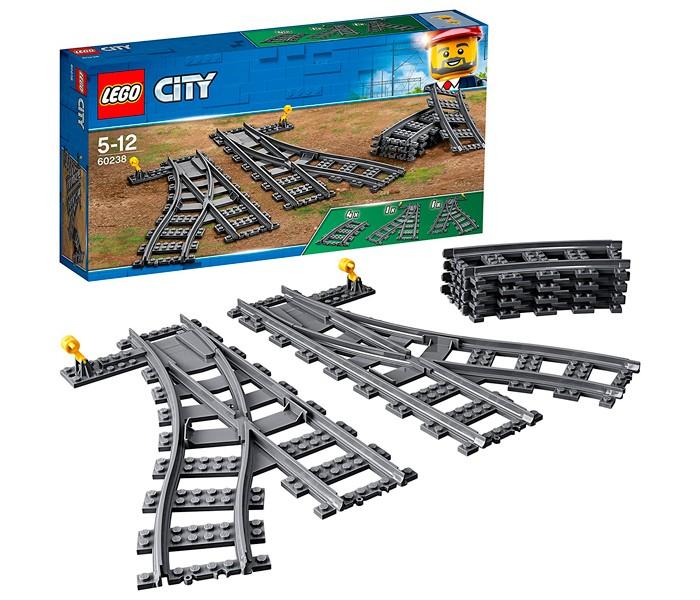 Lego Lego City 60238 Лего Город Железнодорожные стрелки