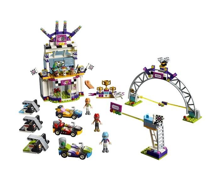 Конструктор Lego Friends 41352 Лего Подружки Большая гонка