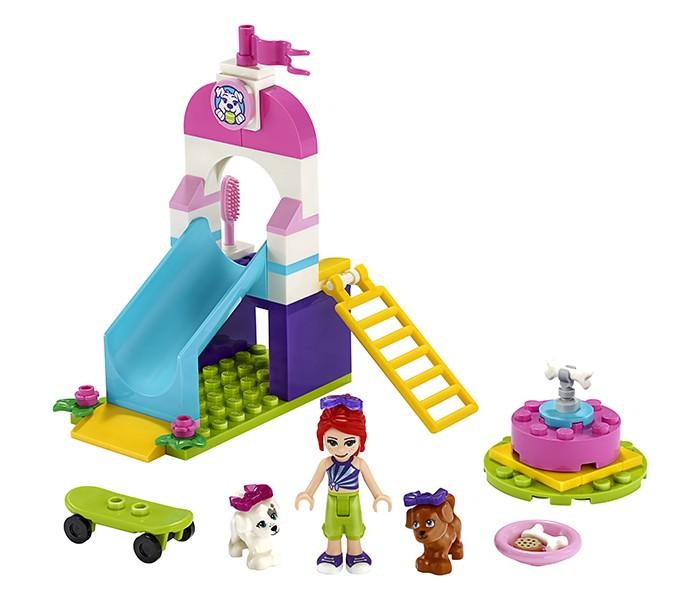 Купить Конструктор Lego Friends 41396 Лего Подружки Игровая площадка для щенков