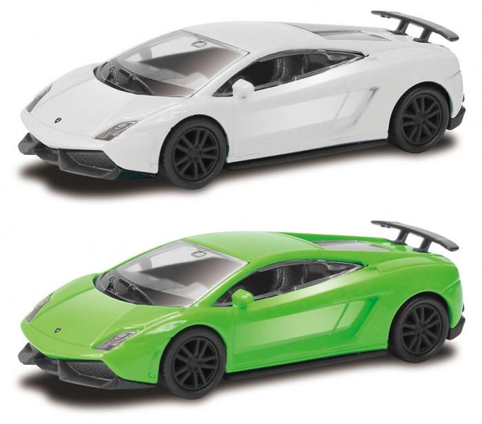 Машины Uni-Fortune Машина без механизмов RMZ City Lamborghini Gallardo LP570-4 1:64