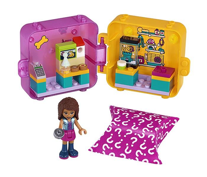 Купить Конструктор Lego Friends 41405 Лего Подружки Игровая шкатулка Покупки Андреа