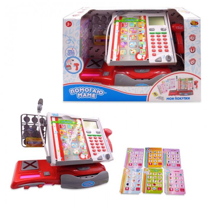 Купить Ролевые игры, ABtoys Помогаю маме Касса с продуктами PT-00815