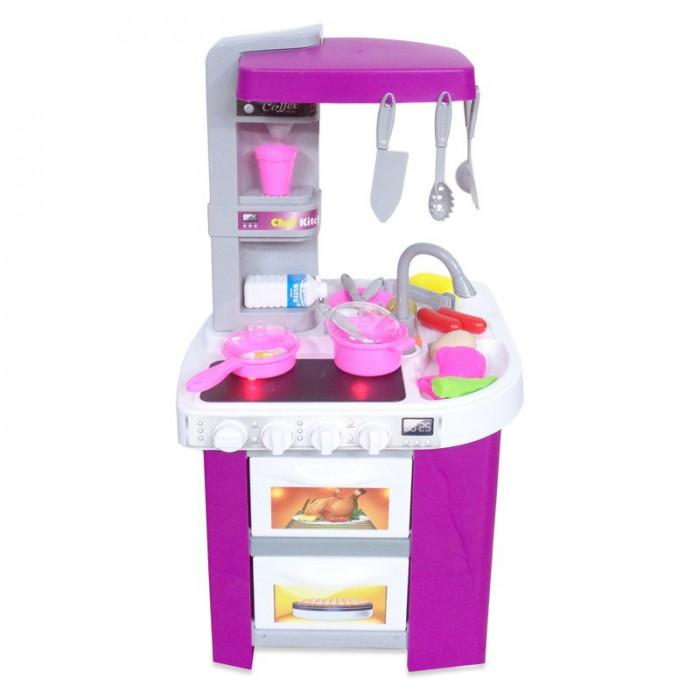 ABtoys Помогаю маме Кухня с аксессуарами (44 предмета) фото