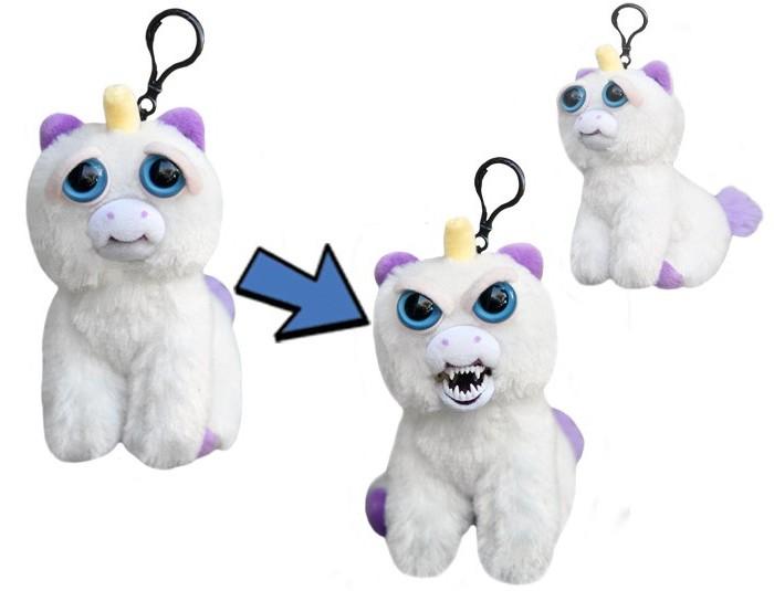 Игровые фигурки Feisty Pets Единорог с карабином 11 см
