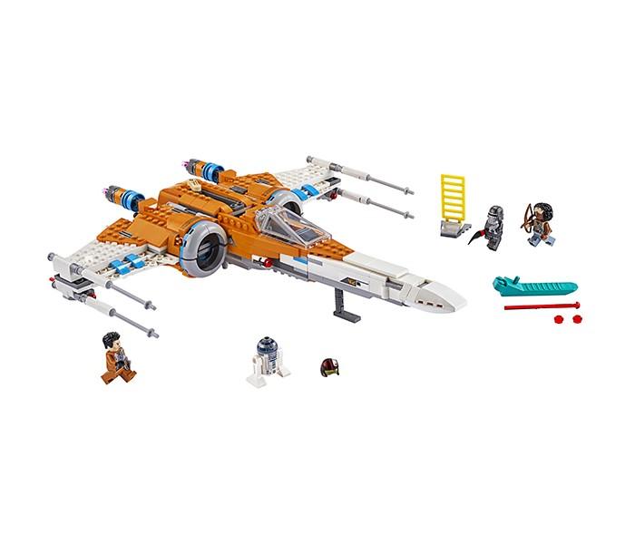 Lego Lego Star Wars 75273 Звездные Войны Истребитель типа Х По Дамерона lego star wars 75249 конструктор лего звездные войны звёздный истребитель повстанцев типа y