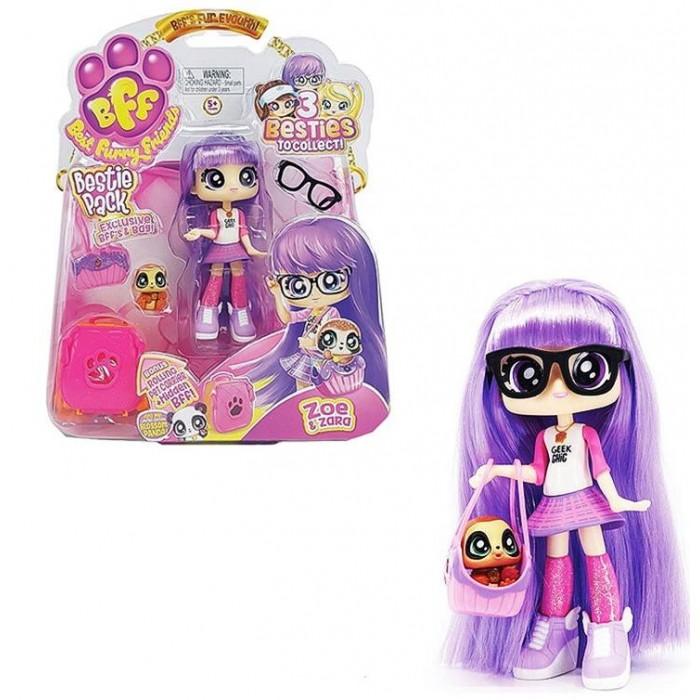 HeadStart Кукла с питомцем Zoe & Zara с аксессуарами
