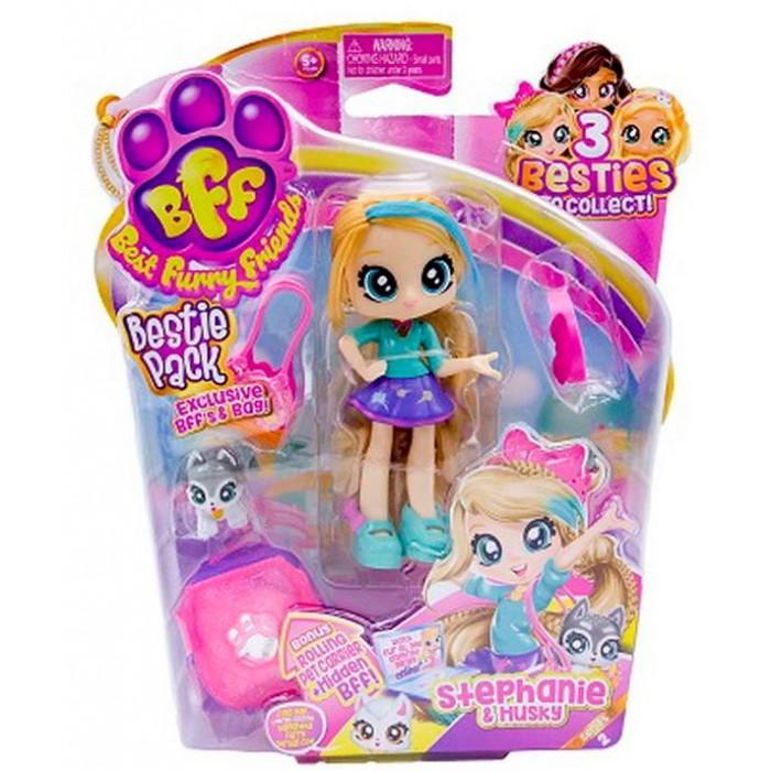 HeadStart Кукла Bestie Stephanie с питомцем Серия 2