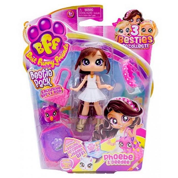HeadStart Кукла Bestie Фиби с питомцем Серия 2