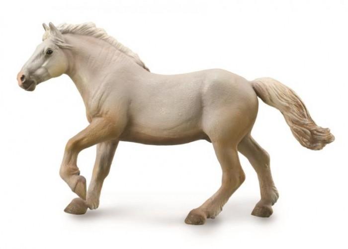 Игровые фигурки Collecta Американская кремовая лошадь XL our generation лошадь породы американская чистокровная с аксессуарами