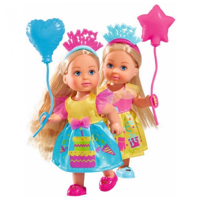Купить Куклы и одежда для кукол, Simba Кукла Еви Именинница 12 см