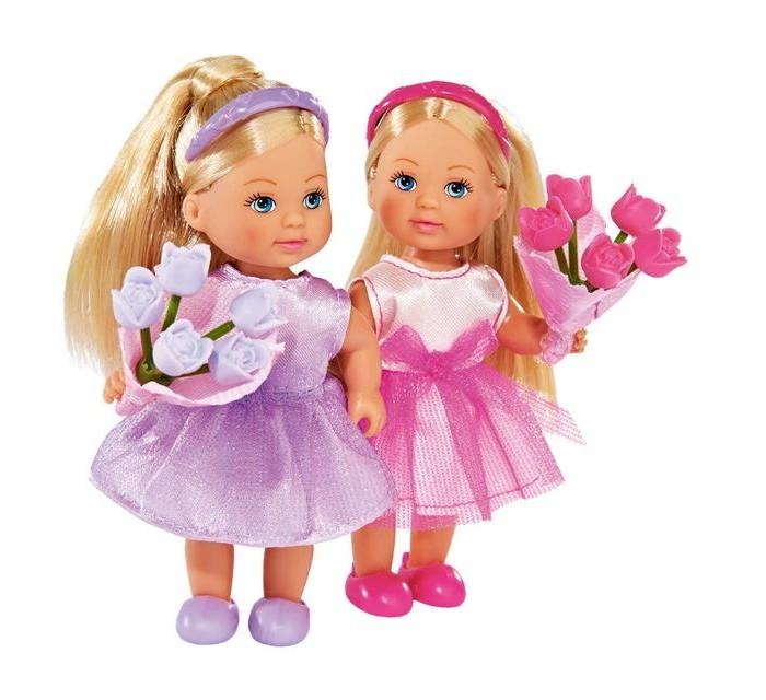Куклы и одежда для кукол Simba Кукла Еви Подружка невесты 12 см