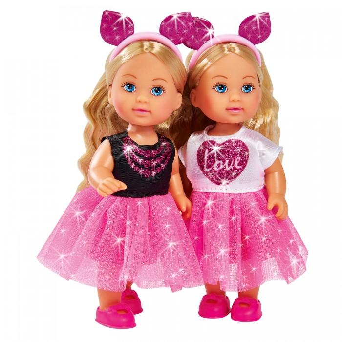 Картинка для Куклы и одежда для кукол Simba Кукла Еви на вечеринке 12 см