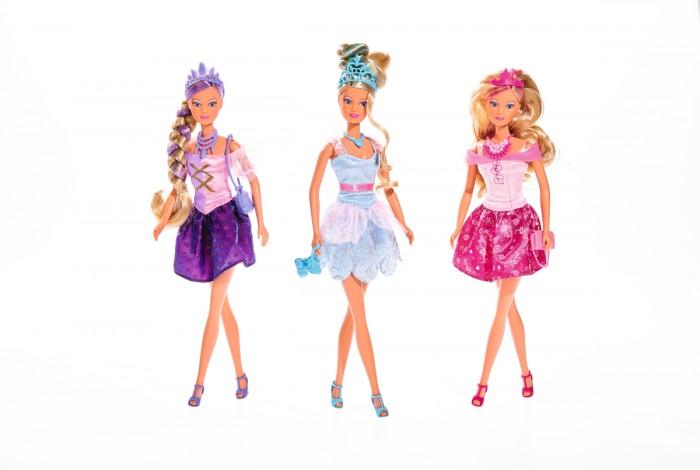 Купить Куклы и одежда для кукол, Simba Кукла Штеффи Стильная принцесса 29 см