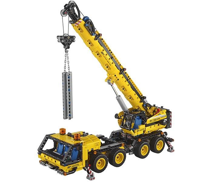 Lego Lego Technic 42108 Лего Техник Мобильный кран