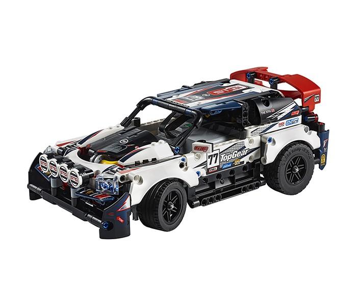 Lego Technic 42109 Лего Техник Гоночный автомобиль Top Gear на управлении