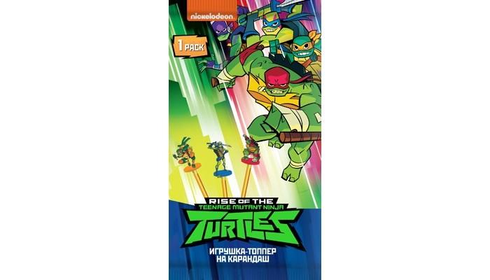 Игровые фигурки Turtles Фигурка-топпер на карандаш Черепашки-ниндзя
