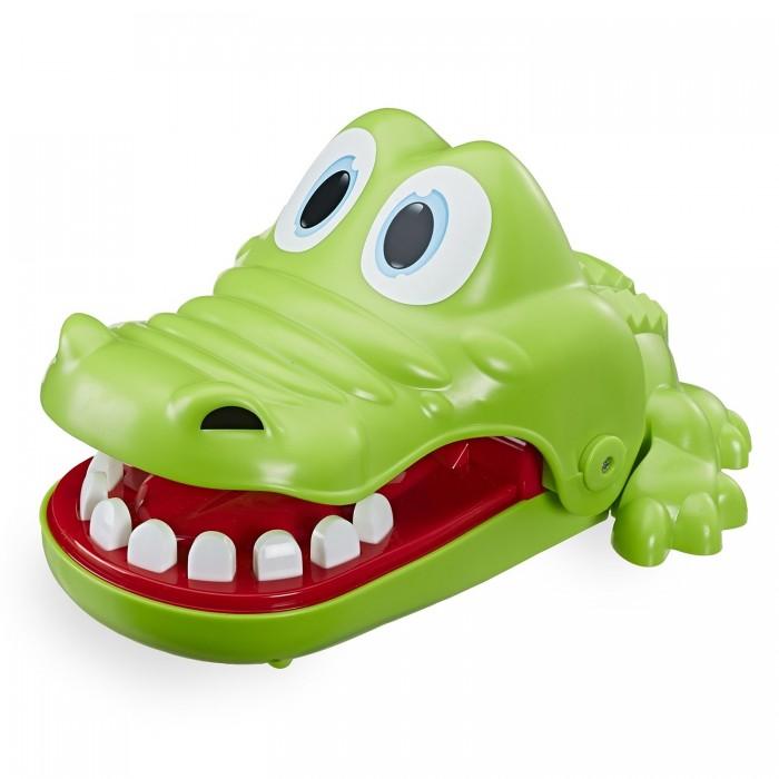 Hasbro Игра настольная Крокодильчик дантист