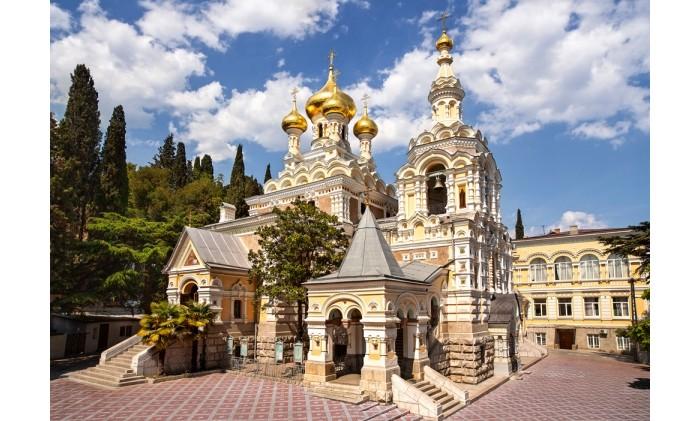 Пазлы Castorland Пазлы Собор Александра Невского, Ялта (500 деталей)