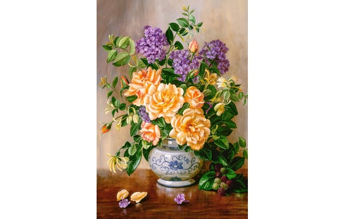 Castorland Пазлы Цветы в вазе (1000 деталей)