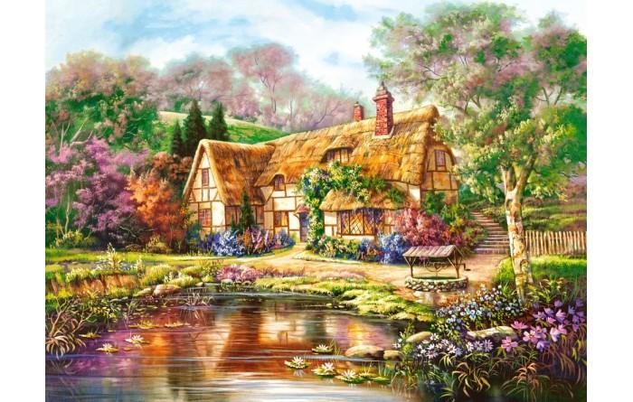 Castorland Пазлы Сумерки у пруда (3000 деталей)