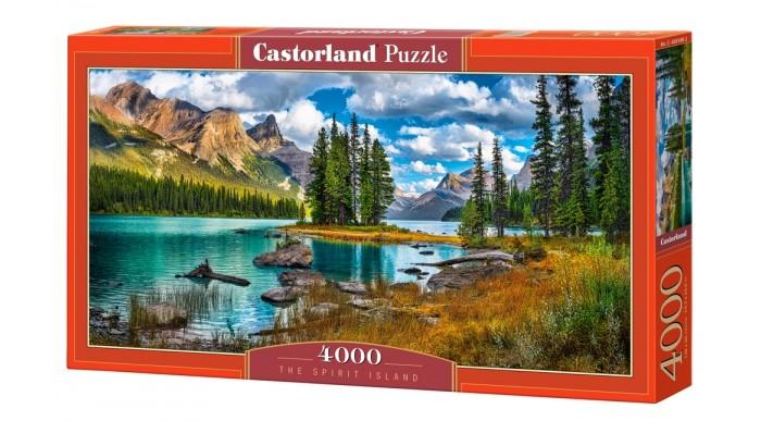 Castorland Пазлы Дух острова (4000 деталей)