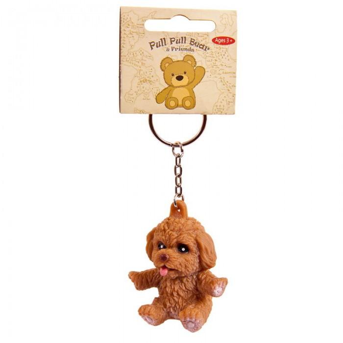 Развивающие игрушки Junfa антистресс Тянучка Pull Bear Собачка