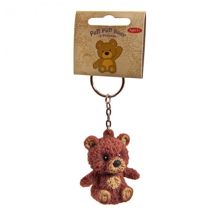 Развивающие игрушки Junfa антистресс Тянучка Pull Bear Мишка
