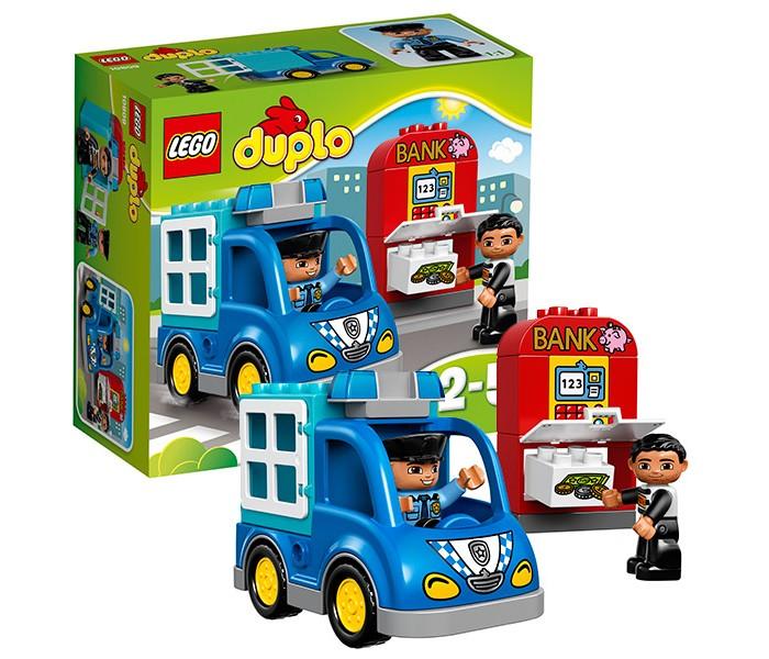 Lego Lego Duplo 10809 Лего Дупло Полицейский патруль lego duplo 10826 лего дупло стеллосфера майлза