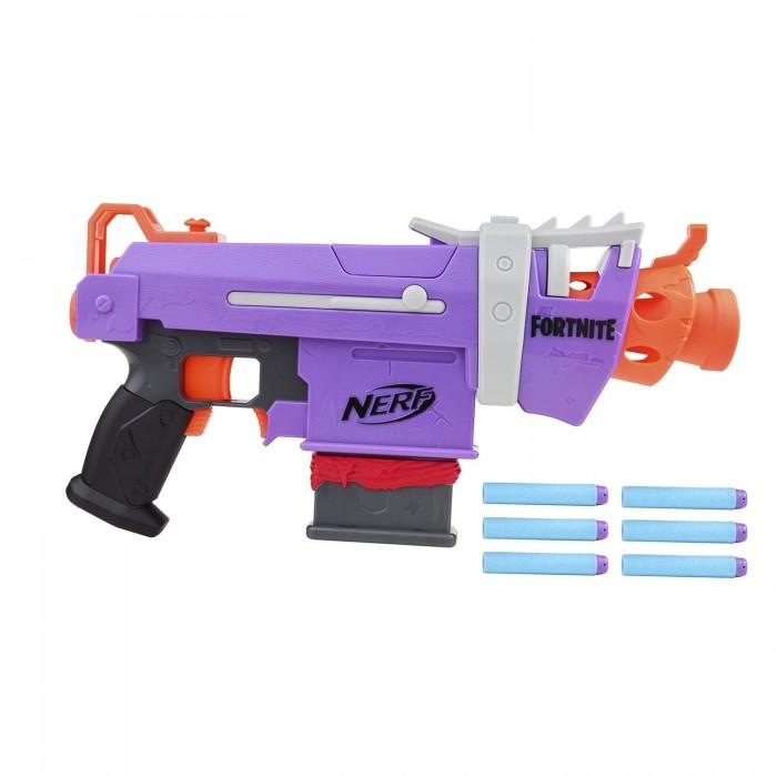 Nerf Hasbro Набор игровой FN SMG