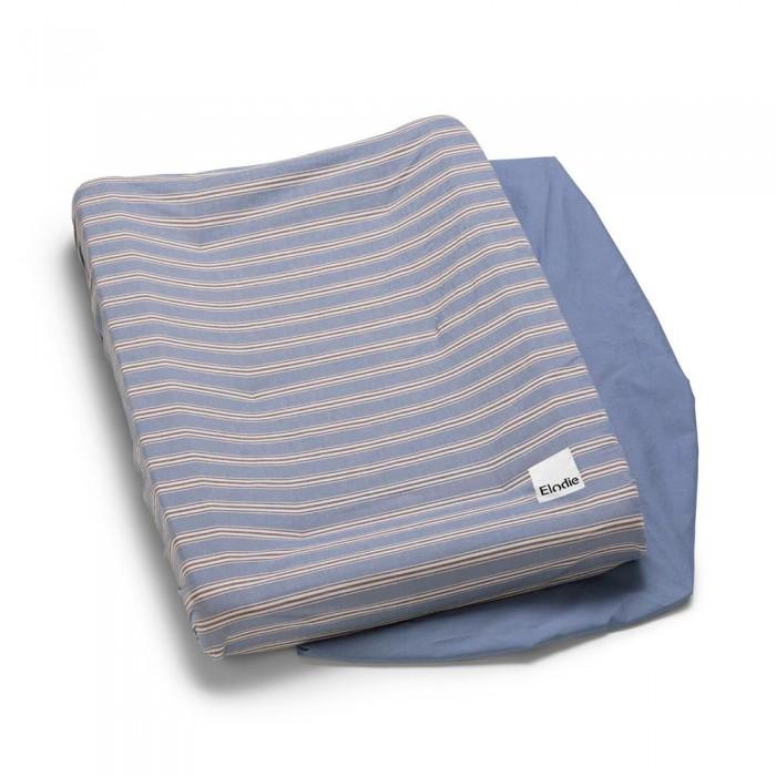 Накладки для пеленания Elodie Простынки для колыбели, матрасиков для пеленания Sandy Stripe 2 шт.